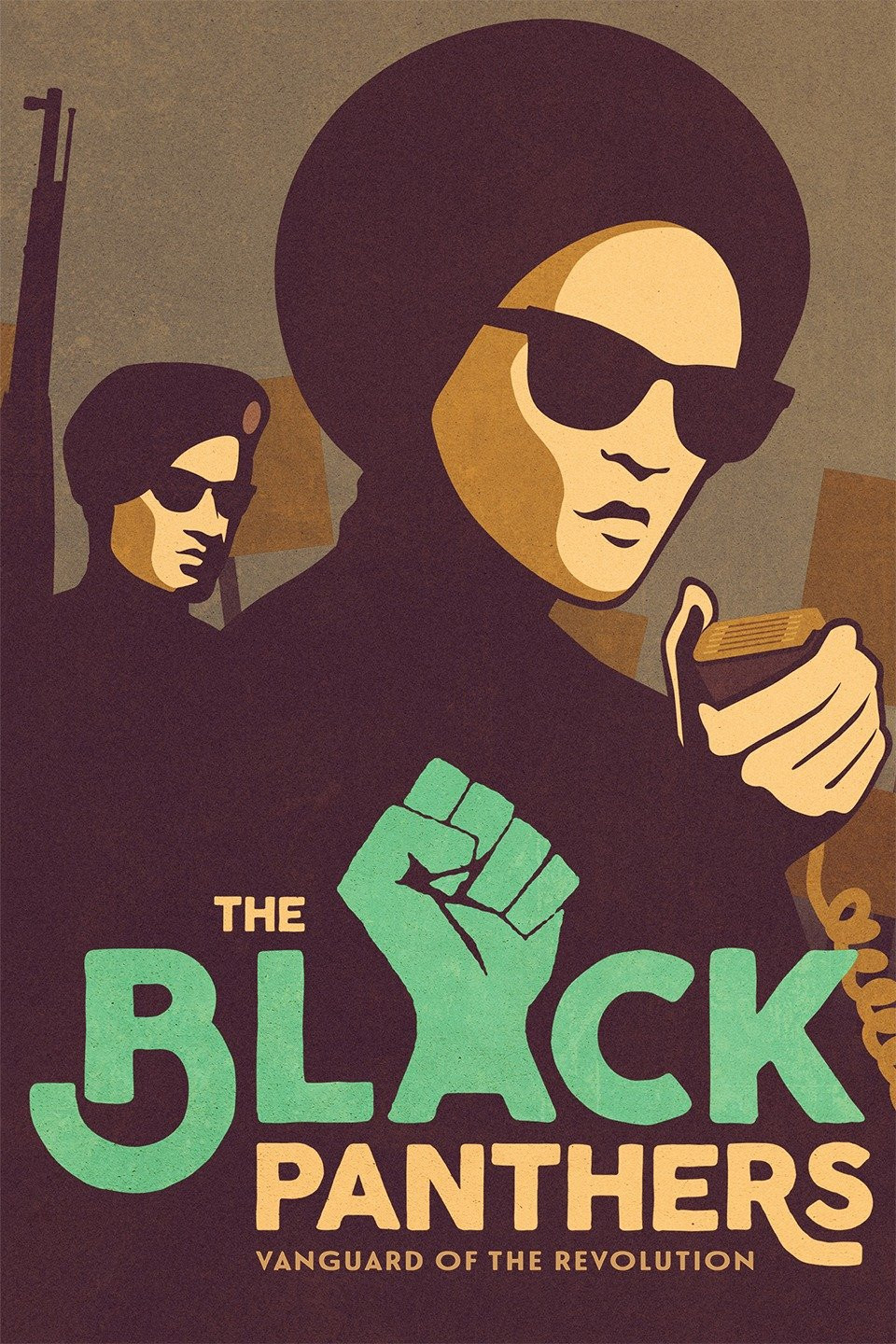 The Black Panthers_ Vanguard of the Revolution
