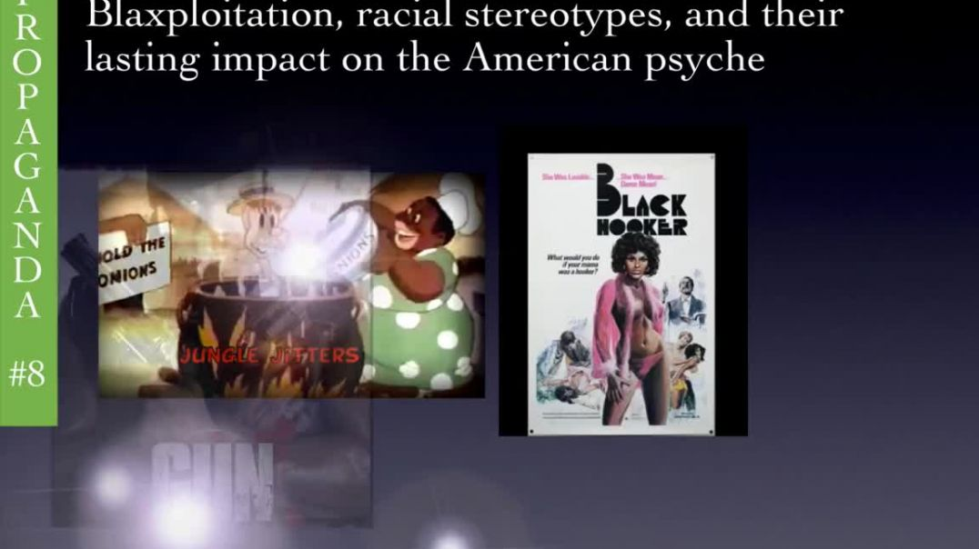 Blaxploitation- racial stereotypes- and their lasting impact on the American psyche