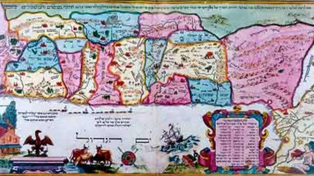 Haggadah:  The True Land Of Israel