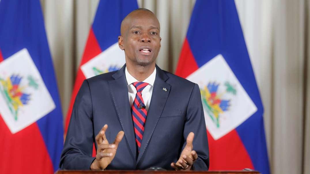 Mass Murder Of All Who Resist Vaccine Agenda - Haiti