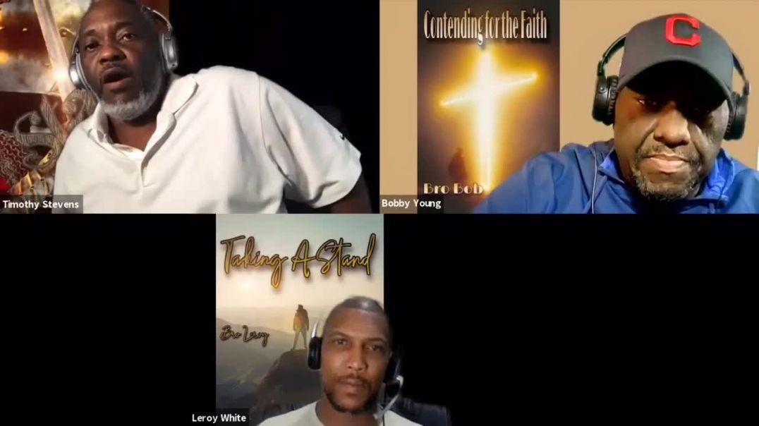 Iron Sharpeneth Iron: Standing for the Faith (full video)