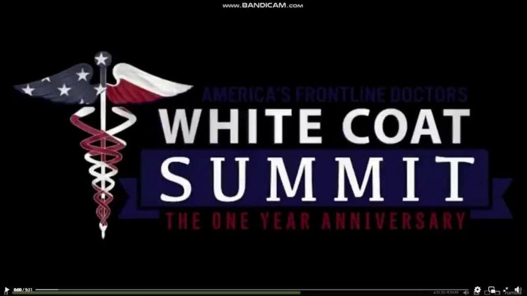Medical White Coat Summit Regarding Corona Virus Vaccine