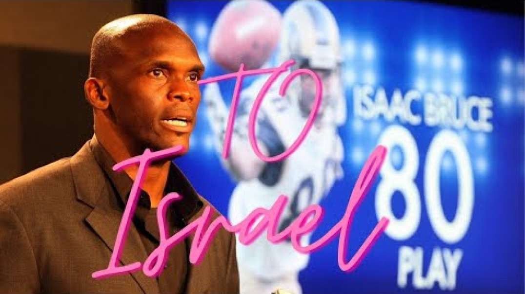 The Greatest Show on Turf (Isaac Bruce) Calls Out to The Real Israelites